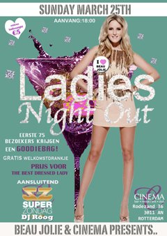 cinema ladies night out