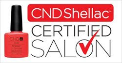 officiele cnd shellac salon